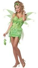 Tinkerbell Fairy Costume - Green