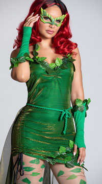 Lethal Beauty Costume - Green