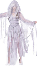 Haunting Beauty Costume - Gray