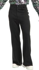 Men's Disco Pants - Black