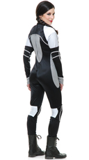 Survivor Jumpsuit Costume
