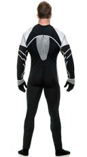 Men's Survivor Jumpsuit Costume