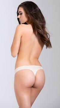 Basic Thong - Nude