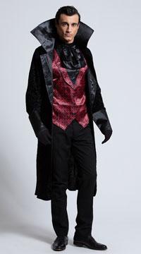 Men's Bloody Handsome Vampire Costume