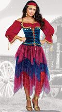 Alluring Gypsy Costume