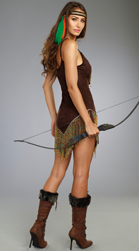 Beautiful Native Costume