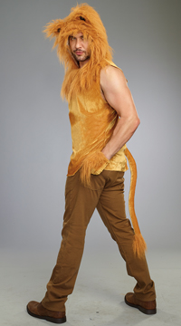 22f5b8725 Men's King of the Jungle Costume Men's King of the Jungle Costume