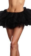 Tutu Petticoat - Black
