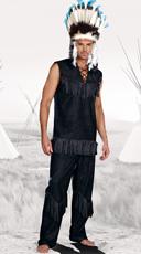 Chief Wansum Tail Costume - Black