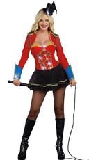 Big Top Showstopper Costume - Multi