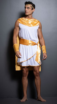 He's A God Costume - as shown