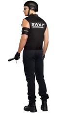 Men's Special Ops Costume - Black