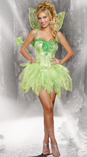 Fairy-licious Costume - Green