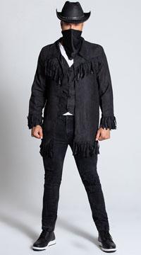 Men's Buck Wild Cowboy Costume