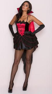 to die for vampire costume sexy corset vamp costume
