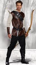 The Huntsman Costume - Brown