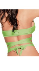 Strappy Halter Top - as shown