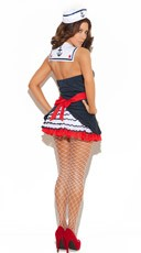 Sailors Delight Costume - as shown