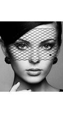 Louise Decal Eye Mask