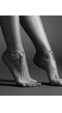 Gold Magnifique Foot Chain - Gold