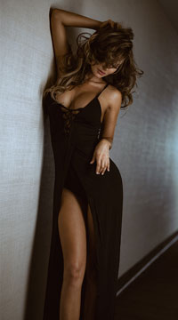 Wave Hello Romper Dress - Black