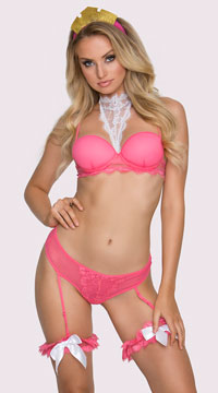 Sleepless Fantasy Princess Lingerie Costume