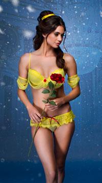 Mademoiselle Fantasy Princess Lingerie Costume