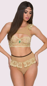 New Land Fantasy Princess Lingerie Costume
