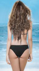 Classic Black Bikini - as shown