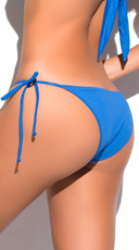 Yandy Classic String Bottom - Turquoise