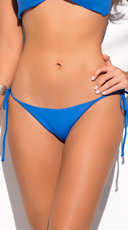 Yandy Classic String Bottom - Turquoise
