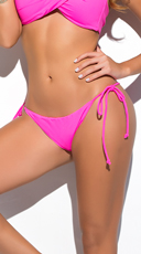 Yandy Classic String Bottom - Pink