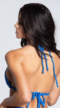 Yandy Double Strapped Bikini Top - as shown