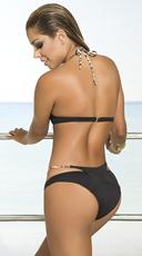 Yandy Layered Leopard Bikini - as shown