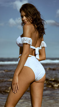 Yandy Maui Dreams Bikini - as shown