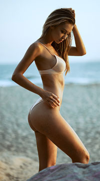 Yandy Sunset Glam Bikini - as shown