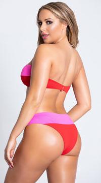 Yandy Diamond Dreams Bikini - as shown