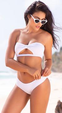 Yandy Pleasure Pier Halter Bikini - as shown