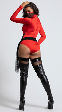 Slay Something Costume - Red