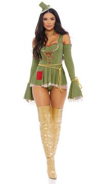 Where's My Brain Scarecrow Costume