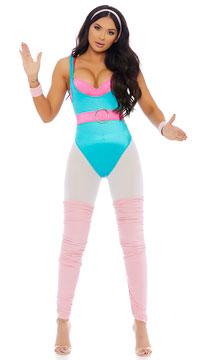 So Plastic Doll Costume
