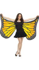 Soft Butterfly Wings - Orange
