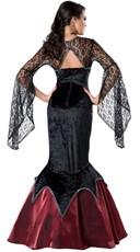 Deluxe Vampire Costume - Black