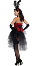 Sexy Burlesque Bombshell Costume