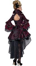 Deluxe Victorian Vamp Costume