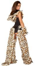 Women's Leopard Costume - as shown