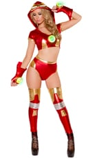 Miss Iron Potts Costume - as shown