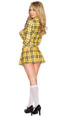 Sexy School Daze Costume