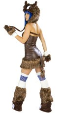 Deluxe Woolly Mammoth Costume - as shown