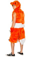 Yandy Men's Furry Fox Costume - as shown